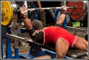 Bench press for strength and power