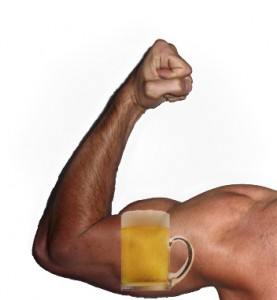 The influence of alcohol on training results