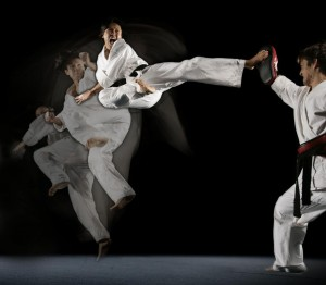 training for martial arts