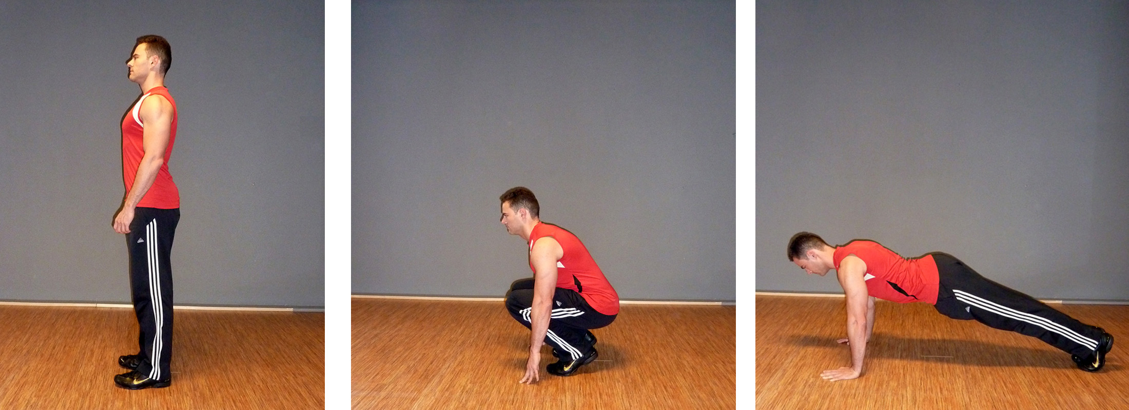 How to bend and thrust