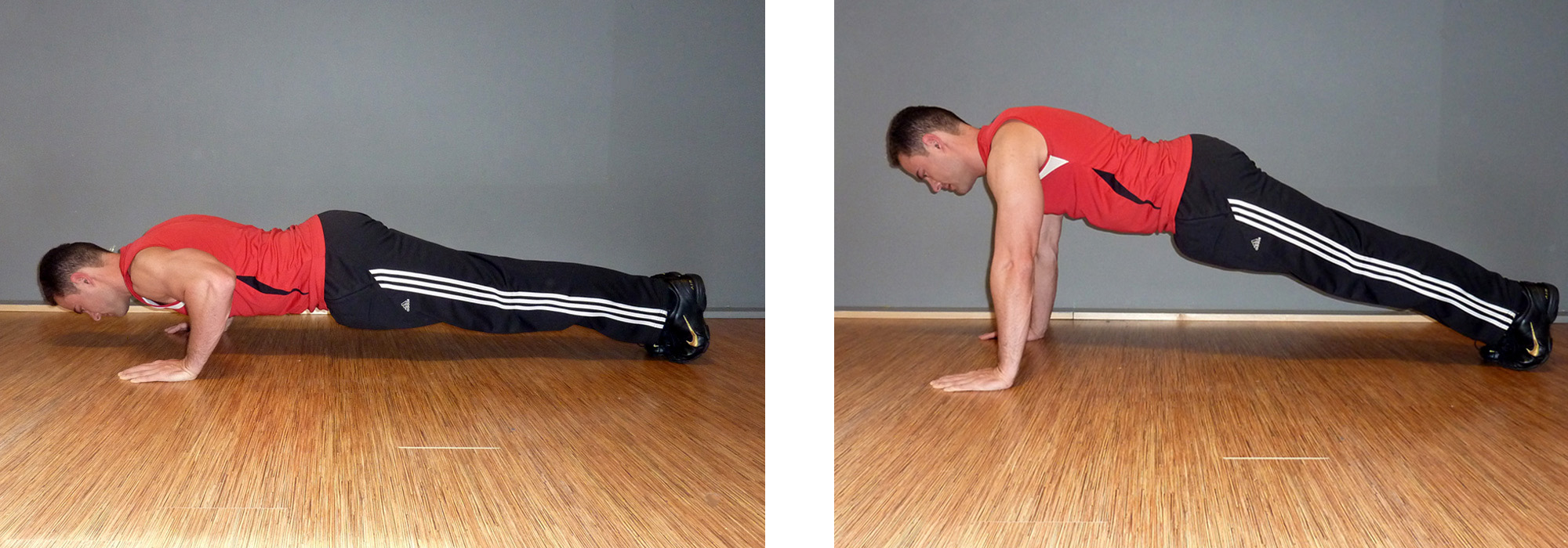 How to pushup